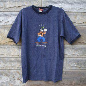 Vintage Goofy Chicks Dig Me T-Shirt